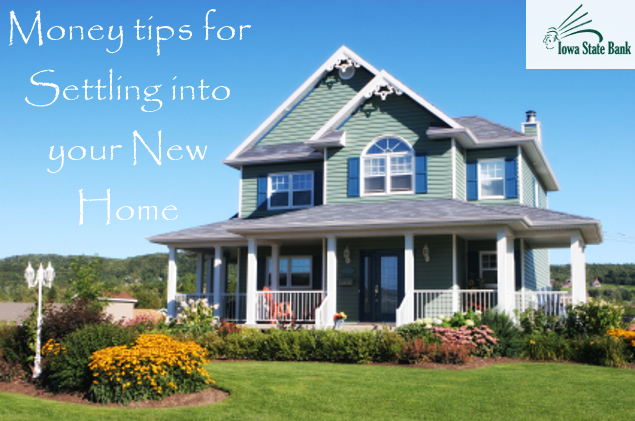 Settle into your home with ease while saving money.