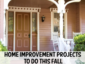 Improve your home before the winter weather hits.
