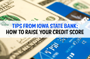 Raise your credit score with these tips.
