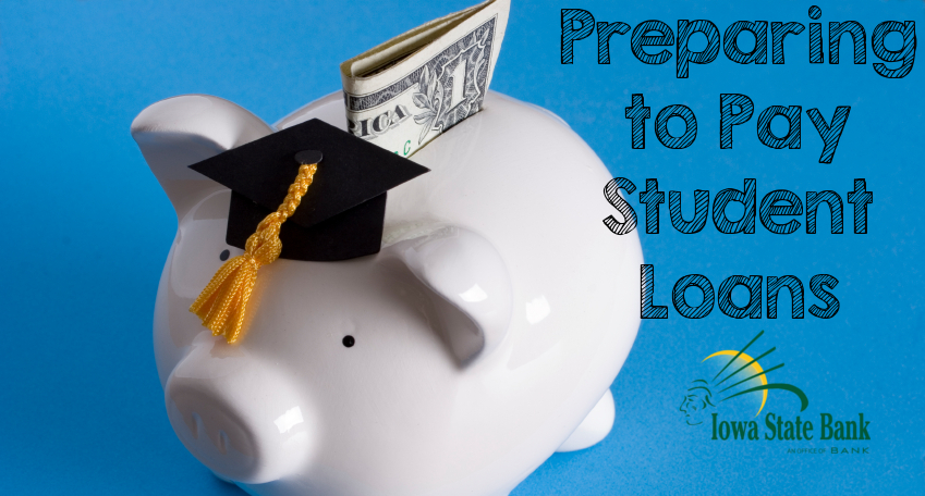 Student loan payments can sneak up on you if you're not careful.