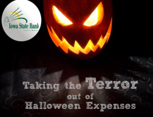 Taking the Terror out of Halloween Expenses